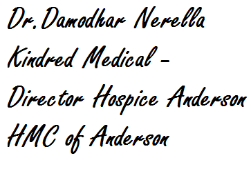 Dr.Damodhar Nerella - Kindred Medical
